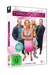 Typisch Sophie - Alle 18 Folgen [4 DVDs]