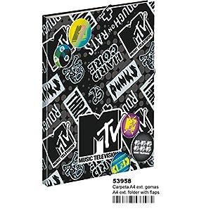 MTV- Carpetas, (Montichelvo MC-53958)