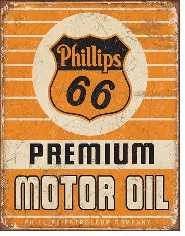 phillips-66-premium-oil-blechschild-usa-gross-neu-40x31cm-s4267