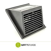Amazon Co Uk Solar Extractor Fan