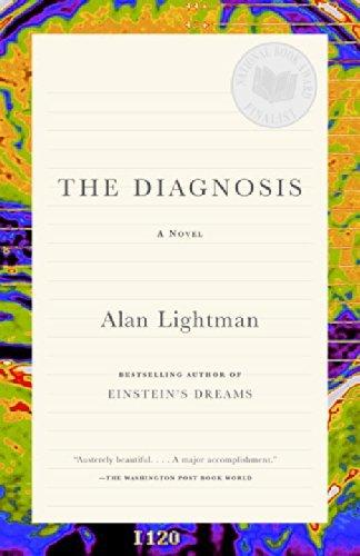 Portada del libro The Diagnosis: A Novel by Alan Lightman (2002-02-19)