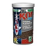 JBL Midi 41016 Alleinfutter für mittlere Koi von Größe 15-35 cm, Pellets, 1 l