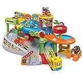 Vtech – TUT Bolides Spielzeug Premier Garage Interaktiv Ethan Pro de Dépanne, 512705, Mehrfarbig