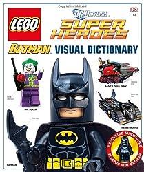 LEGO Batman: Visual Dictionary (LEGO DC Universe Super Heroes) by Daniel Lipkowitz (2012-09-17)