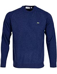 Lacoste - Wool Crew Neck - Pull Homme