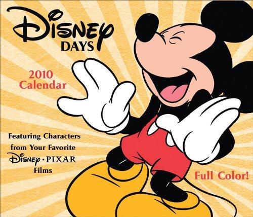 Click for larger image of Disney Days Calendar