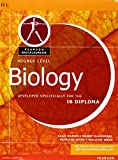 Pearson Baccalaureate: Higher Level Biology for the IB Diploma (Pearson International Baccalaureate Diploma: International Editions)