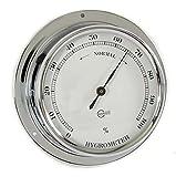 Barigo Hygrometer Modell Tempo S chrom