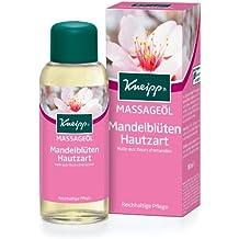 Kneipp Pflegendes Massageöl Mandelblüten Hautzart, 100 ml