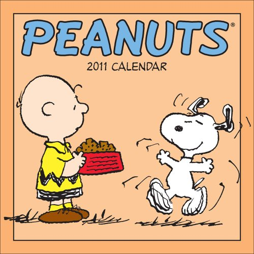 Click for larger image of Peanuts Calendar