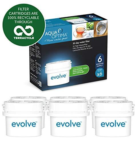 Aqua Optima Evolve 6 month pack,...