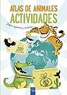 Atlas de animales. Actividades par YOYO