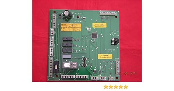 Potterton puma 80 /& 100 permanent pilot modulation pcb 21//18867 a 929685
