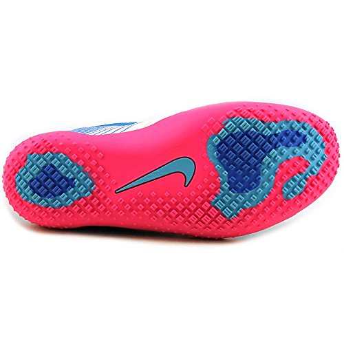 Nike Schuhe Damen Damen Nike hyperfeel cross elite Black/white-mdm vlt-sprt trq Photo Blue, Silver, Pink Flash