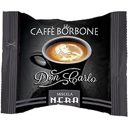Caffè Borbone Don Carlo Miscela Nera - Confezione da 100 Pezzi