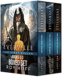 Everville: Books 1-3 Boxed Set (English Edition)