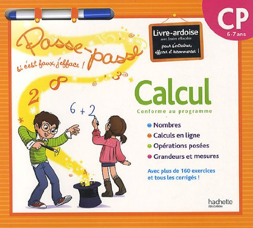 Calcul CP : 6-7 ans
