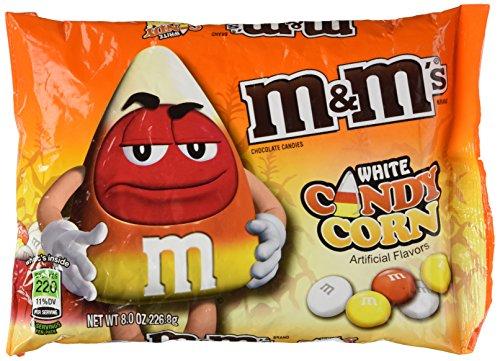 Preisvergleich Produktbild M&Ms Candy Corn White**226.8g Beutel weisse Schokolade USA