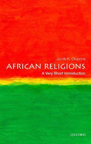 African Religions: A Very Short Introduction (Very Short Introductions) (English Edition) por Jacob K. Olupona