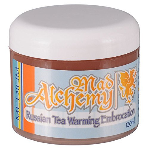Mad Alchemy Russian Tea Warming Embrocation - Men's by Mad Alchemy