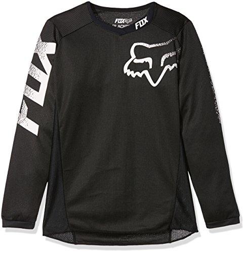 Fox Jungen Blackout Jersey, Black, S