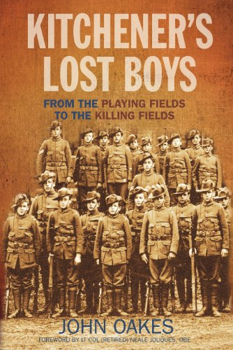 Kitcheners lost boys from the playing fields to the killing fields kitcheners lost boys from the playing fields to the killing fields by oakes fandeluxe Choice Image