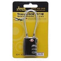 XCSOURCE TSA bagagli Valigia Cable Lock Viaggi lucchetto 3 Digit Combination Locks HS163