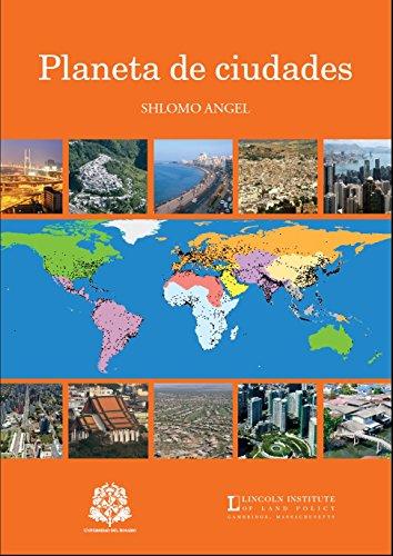 Planeta de ciudades por Shlomo Angel