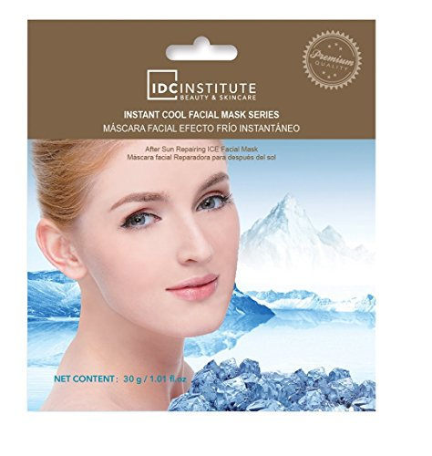 IDC Institute – After Sun repairing Ice Facial Mask 30 g/1.01 fl. oz