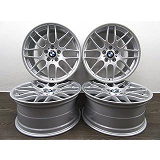 4 Alufelgen AVUS Racing AC-MB4 18 Zoll passend für BMW 1er E81 E87 2er 3er E46 5er X3 E83 F25 XF26 ZE85 NEU