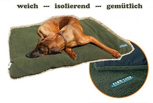Superweiches Hundebett ProThermo