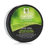 Bio Organic Aloe Vera Crema Para Manos Humectante de Larga Acción Aloe Vera 100% BIO - 100 ml