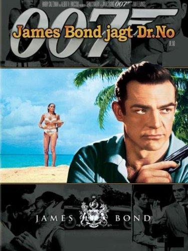 James Bond 007 jagt Dr. No (James Bond Connery)