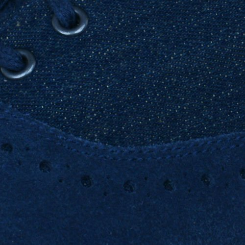 Timberland Stormlite Oxford Herren Wildlederschuhe Blue