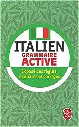 Grammaire active de l'italien