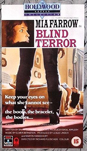 Preisvergleich Produktbild Blind Terror [VHS] [UK Import]