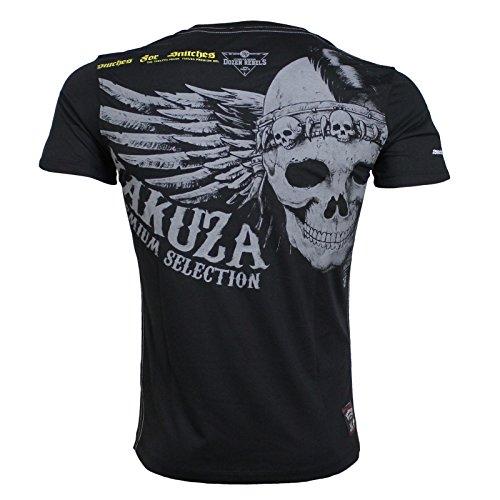 Yakuza Premium T-Shirt YPS 2407 schwarz Größe L