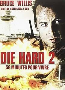 58 minutes pour vivre - Édition Collector 2 DVD [FR Import]