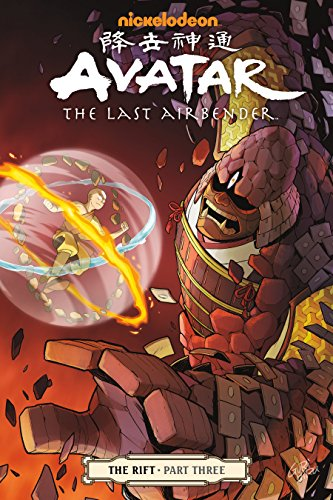 Avatar: The Last Airbender - The Rift Part 3 (Avatar - The Last Airbender) (English Edition)