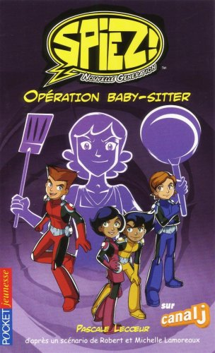 SPIEZ T3 OPERATION BABY-SITTER
