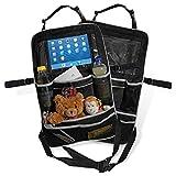 Premium-Rücksitztasche fürs Auto mit Tablett-Fach