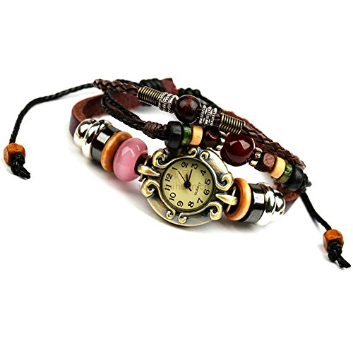 bluevega-mixed-mode-uhr-retro-armband-uhr-quarz-pu-leder-geflochtene-perlenschmuck-retro-rose-decor-