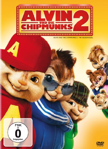 Alvin und die Chipmunks 2 (inkl. Digital Copy)