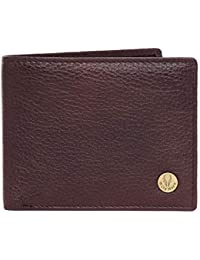 WildHorn New Design Bombay Brown 100% Genuine Men's Leather Wallet