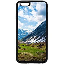 iPhone 6S Plus Case, iPhone 6 Plus Case, lovely cabin in a remote montain meadow