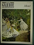 Image de Bastei-Galerie der grossen Maler. Nr. 73. Claude Monet