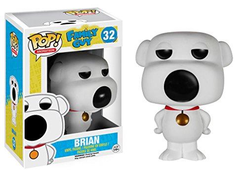 Funko Pop Brian (Padre de Familia 32) Funko Pop Padre de Familia