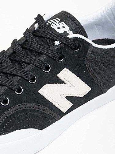 New Balance Schuh Numeric: NM 212 Pro Court Skate BK BWE black-white