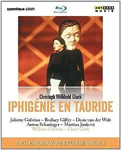 Gluck: Iphgénie en Tauride (Legendary Performances) [Blu-ray]