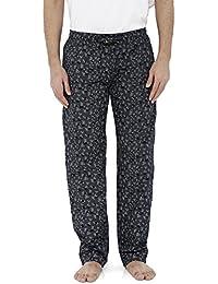 London Bee Men's Cotton Poplin Printed Pyjama/ Lounge Pant MPLB0084